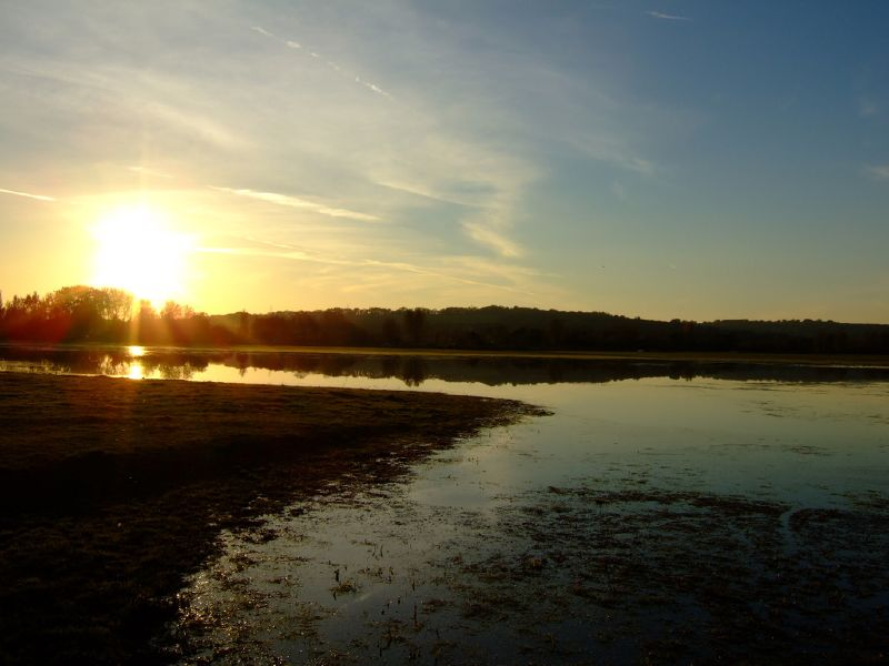 Port_Meadow_sunset