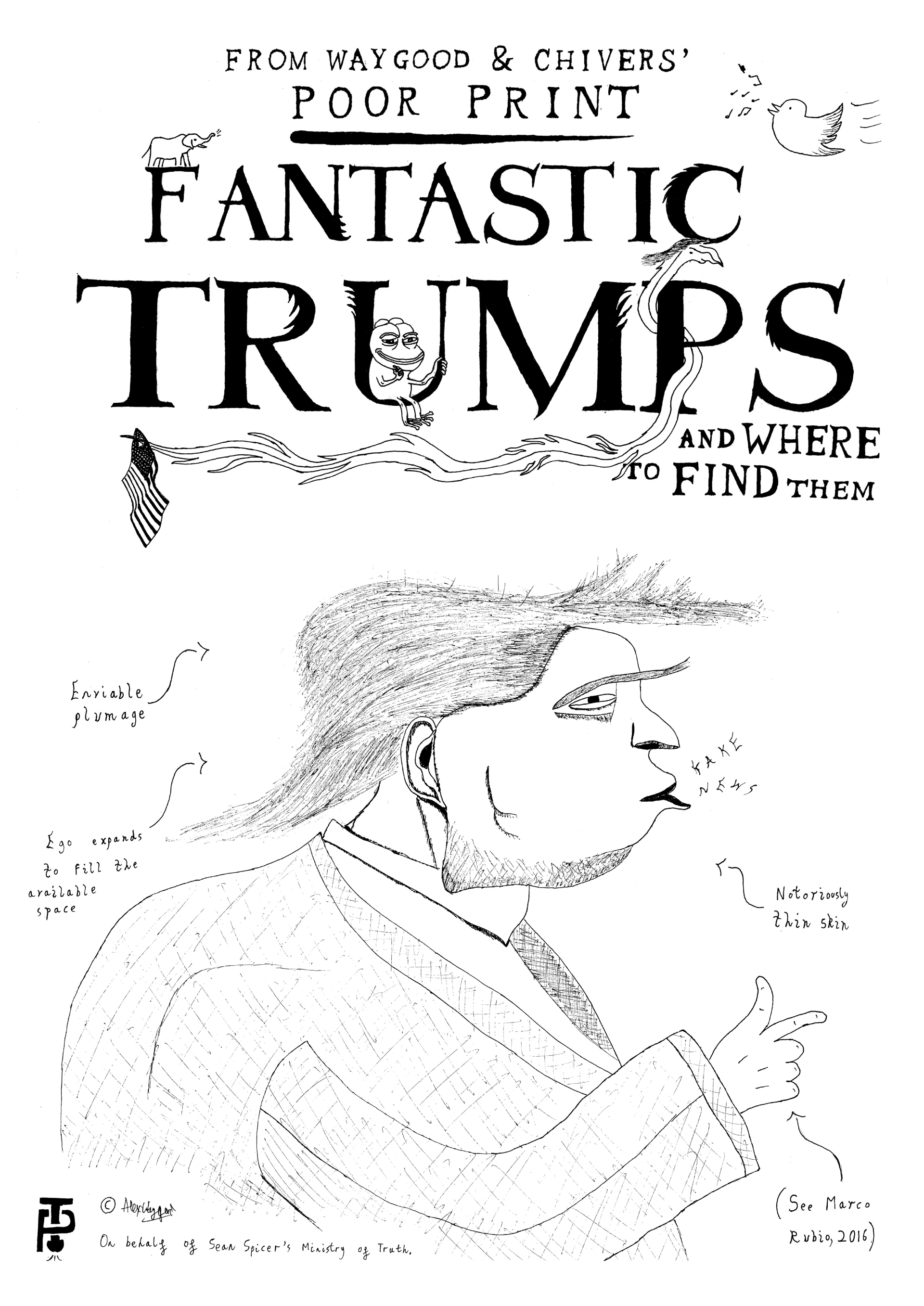 Fantastic Trumps and Where to Find Them FINAL